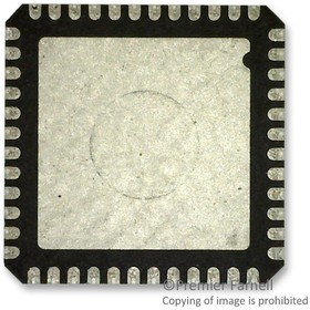 ADC34J22IRGZ25, АЦП, 4 канала, 12 бит, 50 Мвыборок/с, Однополярный, 1.7 В, 1.9 В, VQFN