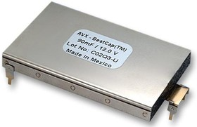 BZ054B223ZSBBQ, Суперконденсатор, суперконденсатор, 22000 мкФ, 4.5 В, SMD (Поверхностный Монтаж)