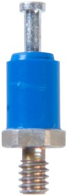 572-4870-01-05-16, TERMINAL, TURRET #2-56UNC 2A THREAD BLUE