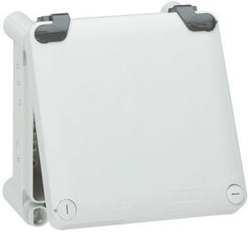 Шарнир для коробок от 130х130мм до 270х170мм (набор из 2 шт) Leg 035800