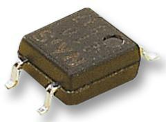 DBLS104G, Мостовой выпрямитель, Одна, 400 В, 1 А, SOIC, 1.1 В, 4 вывод(-ов)