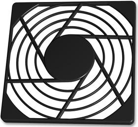 MC-QSG-40-02, Защитная решетка вентилятора, решетка, Осевыми вентиляторами 40мм, 32 мм, Пластик