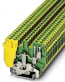 Фото 1/2 2775184, Conn Modular Terminal Block F 4 POS Screw ST G DIN Rail/T DIN Rail 32A