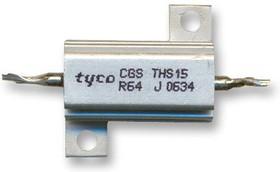 THS153R3J, Резистор, Axial Leaded, 3.3 Ом, 15 Вт, 265 В, ± 5%, Серия THS, Проволока