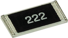 Фото 1/2 CRGS0805J2R7, SMD чип резистор, с подавлением пульсаций, 0805 [2012 Метрический], 2.7 Ом, CRG Series, 150 В