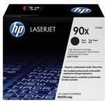 Двойная упаковка картриджей HP 90X CE390XD, черный