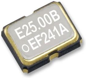 Q33310F700190 SG-310SCF 14.318180MHZ, Oscillator, SPXO, 14.31818 MHz, SMD, 3.2mm x 2.5mm, 3.3 V, SG-310 Series