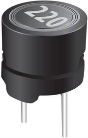 RL875S-470L-RC, RF Choke Shielded Bobbin Core 47uH 15% 2.52MHz 30Q-Factor Ferrite 1.1A 0.17Ohm DCR RDL Bag