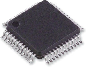 MCP8024-H/PT, Motor Driver/Controller, AEC-Q100, Three Phase DC Brushless, 6V to 28V supply, 3 Outputs, TQFP-48