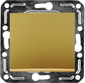 Фото 1/2 V01-16-V11-M (Выключатель 1-кл. (Dorado), м-зм, Magenta )