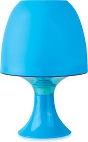 KD-550 C06 синий (Светильник настольн. декоративный, 220V,40W, E14)