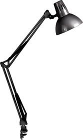 KD-312 C02 чёрный (Светильник настольный,230V 60W, E27)