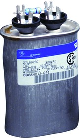 97F6680RC, CAPACITOR POLYPROPYLENE PP FILM 24UF, 480V, 3%, QC