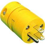 Фото 2/2 1301410015, Conn Power PL 2Power/1Ground POS ST Cable Mount 3 Terminal 1 Port Super-Safeway™