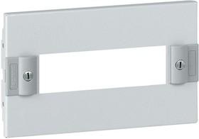 Панель лицевая метал. XL3 400 200мм кабельн. секции Leg 020304