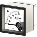 Aster Вольтметр аналоговый VMP-771 0-500 В класс точности 1,5 VMP-771-500