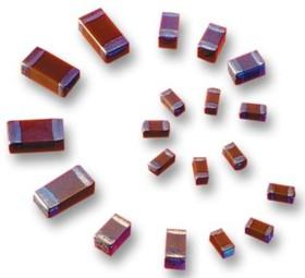 C0402H330J5GACTU, Многослойный керамический конденсатор, 0402 [1005 Метрический], 33 пФ, 50 В, ± 5%, C0G / NP0