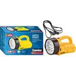 LED29317 (фонарь аккум. 220В, желтый, 19 LED, 6В 4А-ч ...