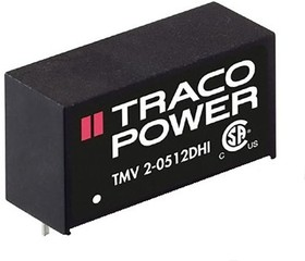 TMV 2-24159HI, DC/DC Converter Isolated