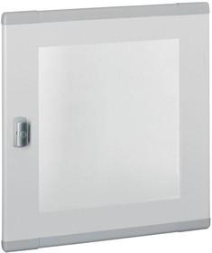Дверь для шкафов LX3 400 плоская стек. H=1500мм Leg 020288