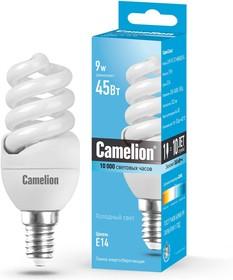 LH9-FS-T2-M/842/E14 (энергосбер.лампа 9Вт 220В)