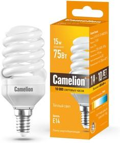 LH15-FS-T2-M/827/E14 (энергосбер.лампа 15Вт 220В)