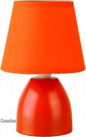 KD-401 C11 оранжевый (Светильник настольн. декоративный, 220V,40W, E14)