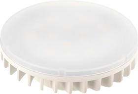 Фото 1/2 LED8-GX53/845/GX53 (Эл.лампа светодиодная 8Вт 220В)