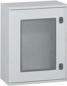 Шкаф Marina (500х400х206) стекл. дверь Leg 036272