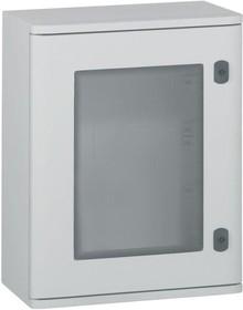 Шкаф Marina (820х610х300) стекл. дверь Leg 036281