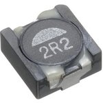 Фото 2/2 RLF7030T-1R0N6R4, Inductor Power Shielded Wirewound 1uH 30% 100KHz Ferrite 6.4A 0.00876Ohm DCR T/R