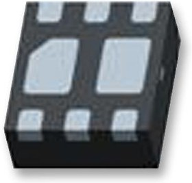 FDMA1028NZ, Двойной МОП-транзистор, Двойной N Канал, 3.7 А, 20 В, 0.068 Ом, 1 В, 1 В