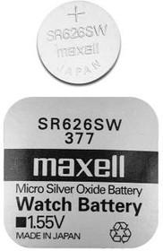 SR 626 SW (377, SR66, 1.55V батарейка для часов)