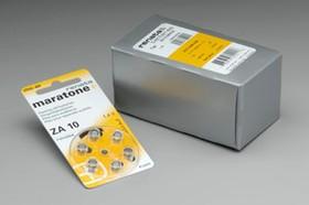 ZA 10 BL-6 (батарейка для слуховых аппаратов,1.4В, 90mAh)