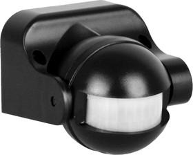 LX-39/Bl, Черный (Электронный сенсор включения освещения, настенный, 180* )