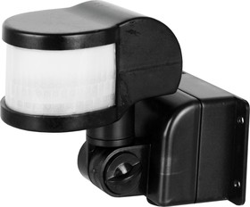 LX-48A/Bl, Черный (Электронный сенсор включения освещения,настенный,220* )