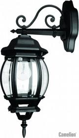 4602 С02 (черный) Светильник улично-садовый 230В,60/100Вт *