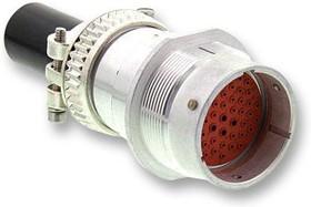 HD34-24-47PE-059, Круглый разъем, Серия HD30, Гнездо на Кабель, 47 контакт(-ов)