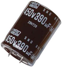 ESMH160VSN104MA80T, ALUMINUM ELECTROLYTIC CAPACITOR, 0.1F, 16V, 20%, Q.C