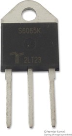 QK040K7TP, TRIAC 1000V 400A 3-Pin(3+Tab) TO-218AC Isolated Tube
