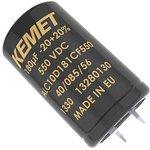 ALC10A102EL450, Электролитический конденсатор, 1000 мкФ, 450 В, ALC10 Series ...