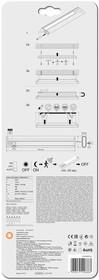 Фото 1/2 Светильник Linear LED Mobile 300 2.9Вт 4000К 174лм IP20 4х1.5В LR6 (AA) с сенсором бел. LEDVANCE 4058075226883