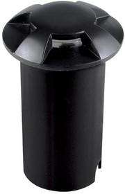 Светильник светодиодный PGR R60/4 2Вт 4000К IP65 грунт. встраив. Black JazzWay 5024885