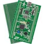 Фото 2/2 STM32F0308-DISCO, Отладочная плата на базе MCU STM32F030R8T6 (ARM Cortex-M0), ST-LINK/V2