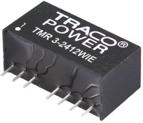 TMR 3-2413WIE, DC/DC converter,Isolated