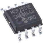 MCP2551-E/SN, CAN приемопередатчик, быстрый SO8