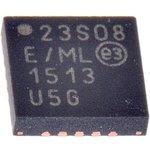 MCP23S08-E/ML, Расширитель I/O, 8бит, 10 МГц, SPI, 1.8 В, 5.5 В, QFN