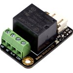 DFR0017, Add-On Board, Relay Module, 5A, Gravity Series, Arduino, Digital Interface