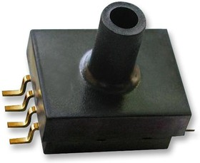 MPXM2202AS, Датчик Давления, Абсолютный, 0.2 мВ/кПа, 0 кПа, 200 кПа, 10 В, 16 В