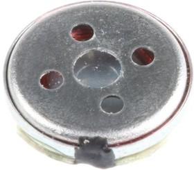 KDMG10008C-03, MINIATURE SPEAKER 8 OHM 0.3W 10MM